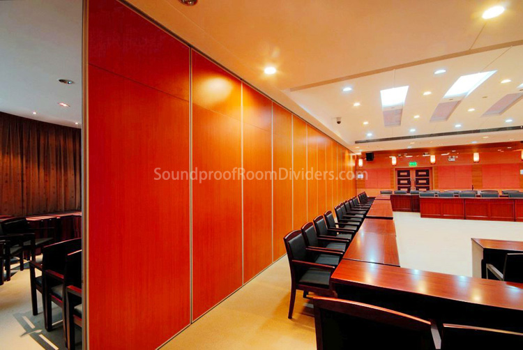 Acoustic Room Dividers Melamine Finishes Soundproof Room Dividers