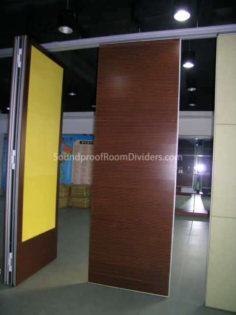 Ceiling Track Room Divider Soundproof Room Dividers